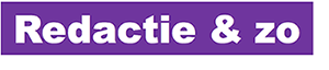 Redactie & zo logo